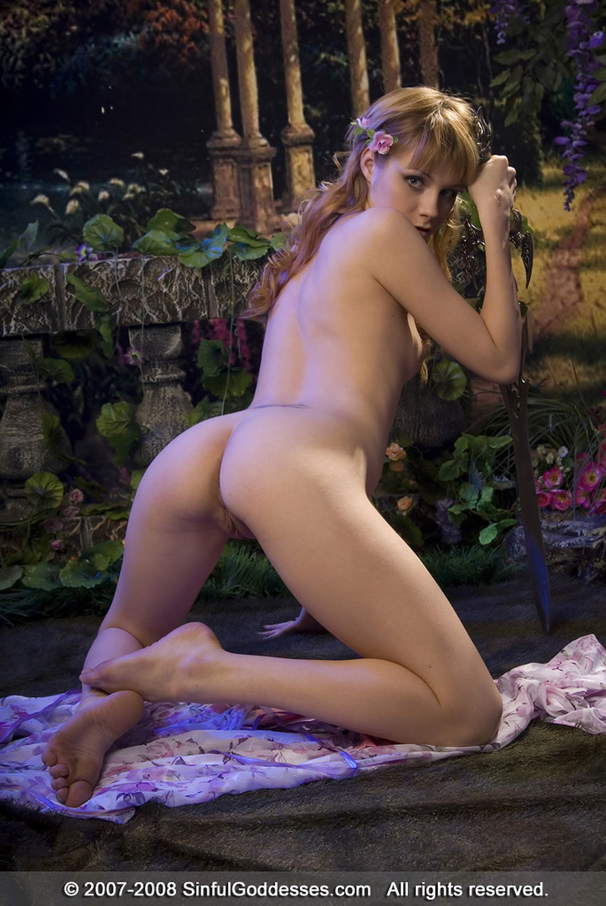 Real female nude elves naked pic